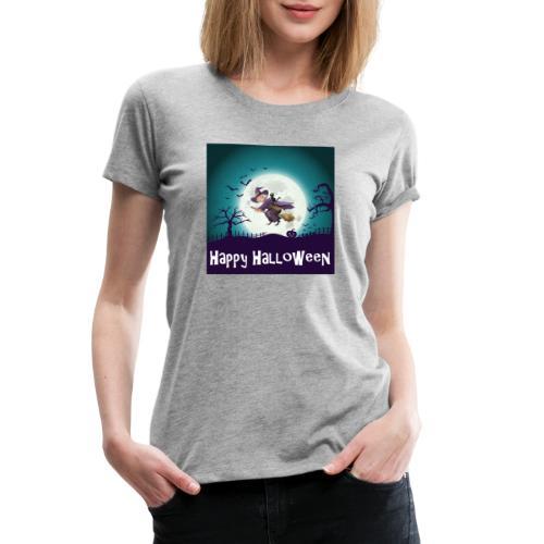 Happy Halloween - Women's Premium T-Shirt