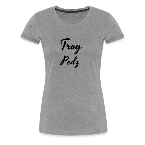 Name Logo - Women's Premium T-Shirt