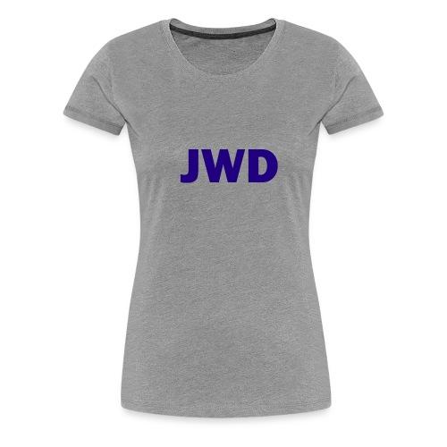 JevWD Merch - Women's Premium T-Shirt