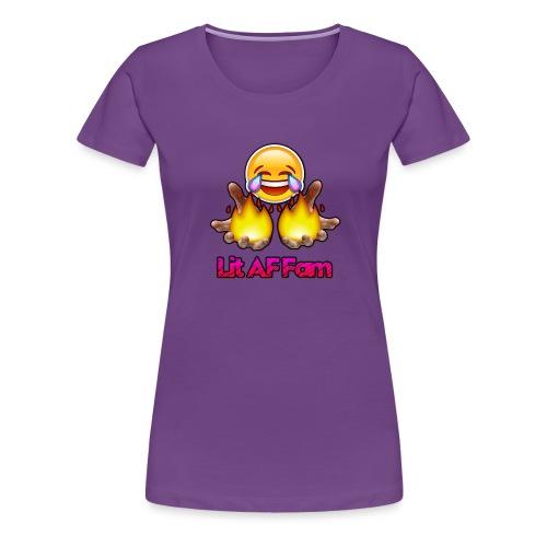 DAMNDANIEL - Women's Premium T-Shirt