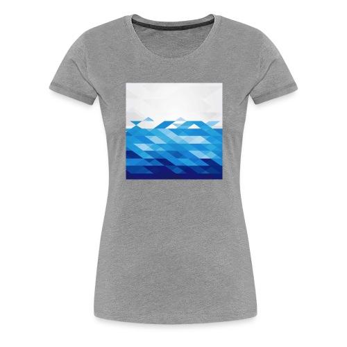 cool stuff phone case - Women's Premium T-Shirt