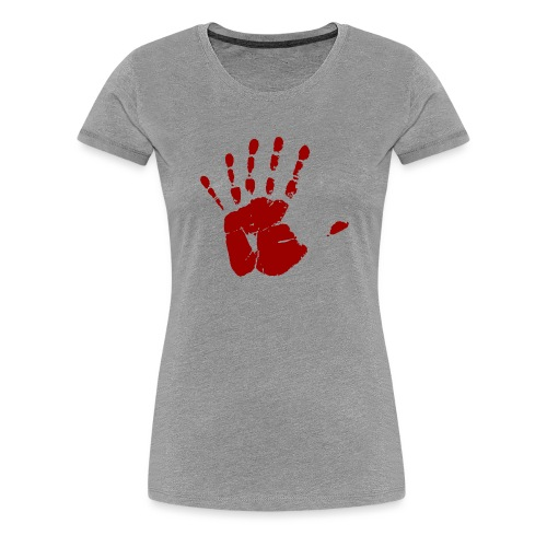 Six Fingers - Women's Premium T-Shirt