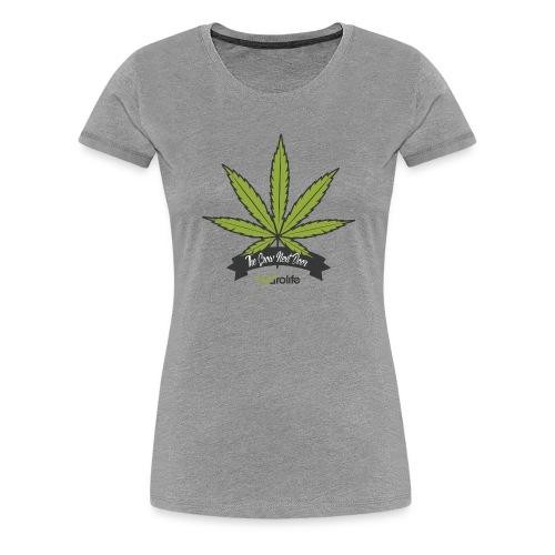 Hydrolife Men's The Grow Next Door - Women's Premium T-Shirt