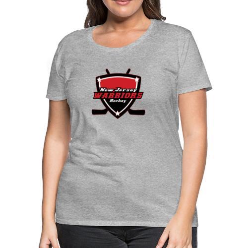 NJ Warriors - Women's Premium T-Shirt