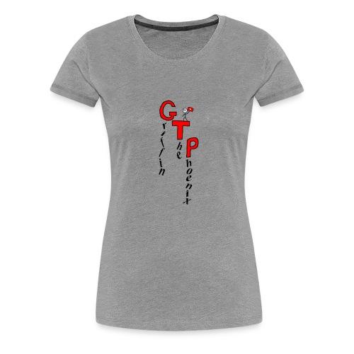 GriffinThePhoenix Shirt Design - Women's Premium T-Shirt