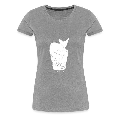 coffeefoxxii - Women's Premium T-Shirt