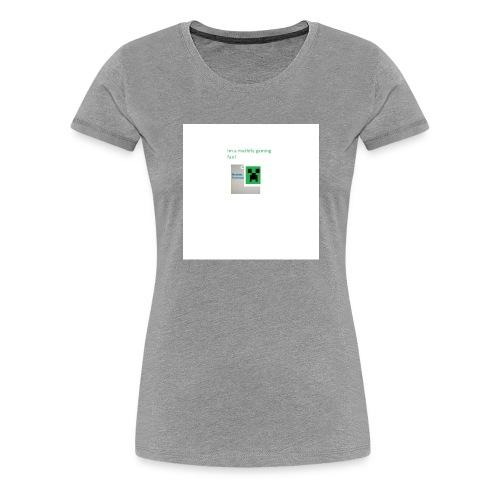 Mathify Logo - Women's Premium T-Shirt