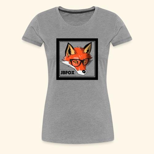 JBFox - Women's Premium T-Shirt