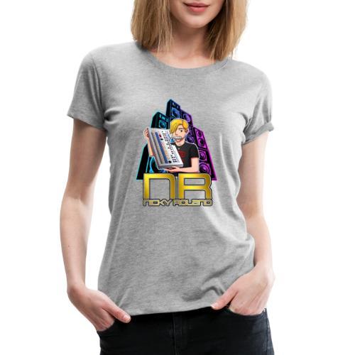 Nicky Roland - 909 - Women's Premium T-Shirt
