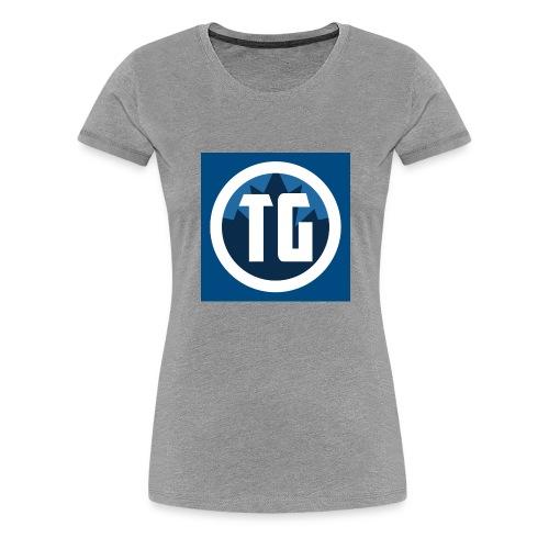 Typical gamer - Women's Premium T-Shirt