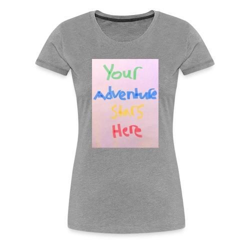 8A678A59 D2D0 482C A235 5D04BF304043 - Women's Premium T-Shirt