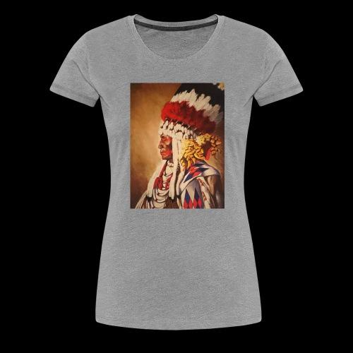 Chief - Women's Premium T-Shirt