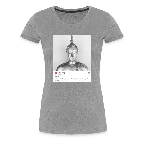 BUDDHA - Women's Premium T-Shirt