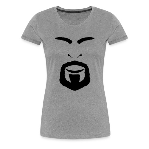 FACES_ANGRY - Women's Premium T-Shirt