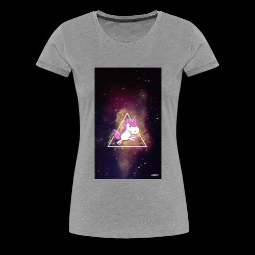 Licorne - Women's Premium T-Shirt