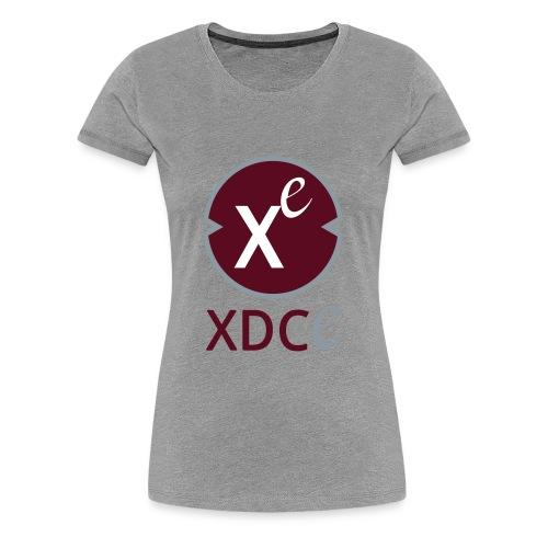 xdce - Women's Premium T-Shirt