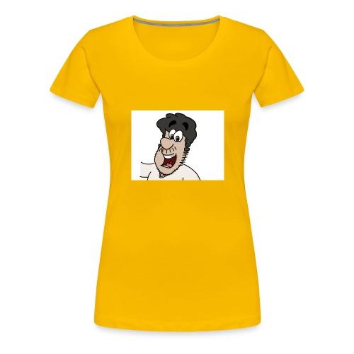 crunchy mumkey - Women's Premium T-Shirt