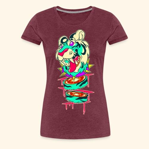 - Decaptiger - - Women's Premium T-Shirt