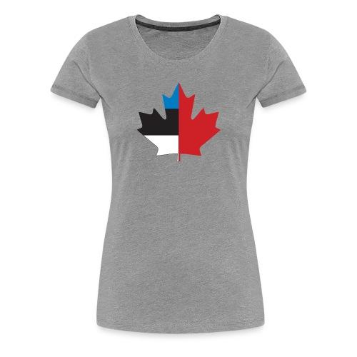 Esto-Canadian - Women's Premium T-Shirt