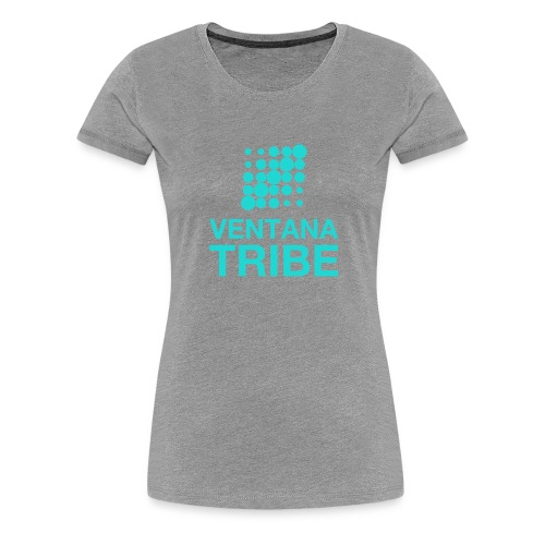 Ventana Tribe Official Logo - Women's Premium T-Shirt