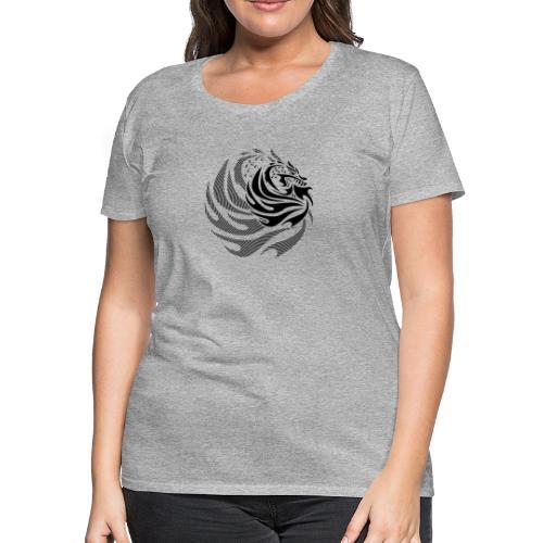 Fire Dragon - Women's Premium T-Shirt