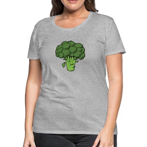 broccoli - Women's Premium T-Shirt