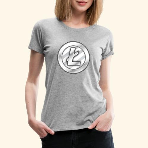 Litecoin Tee Shirt - Women's Premium T-Shirt