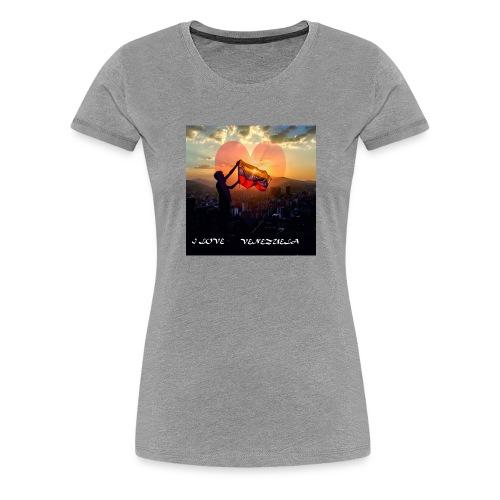 venezuela - Women's Premium T-Shirt