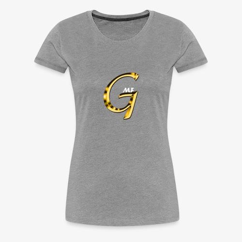 GMF Logo - Women's Premium T-Shirt