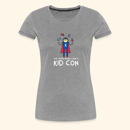 Official Upper Bucks County Kid Con - Women's Premium T-Shirt