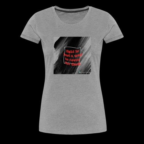 Photo 1526257260716 - Women's Premium T-Shirt