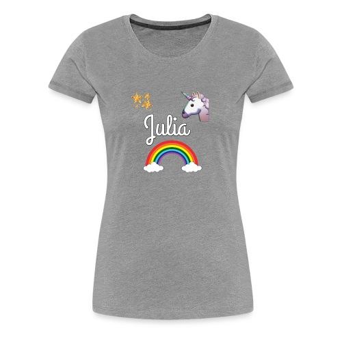 Julia - Women's Premium T-Shirt