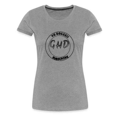 YO DOGZZ!! MERCH! - Women's Premium T-Shirt