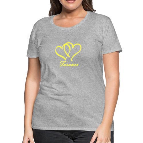 Love Forever - Women's Premium T-Shirt
