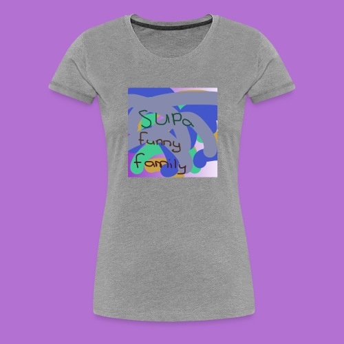 Family Merch - Women's Premium T-Shirt