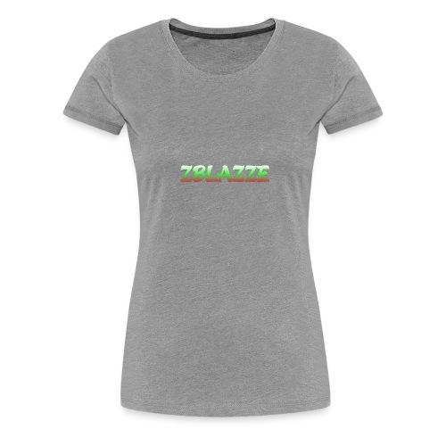 zBlazze New Merch - Women's Premium T-Shirt
