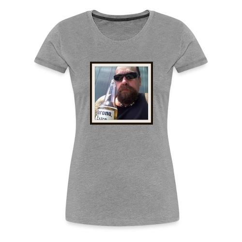 TestStonerShrt - Women's Premium T-Shirt