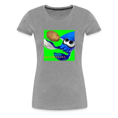 Squidpotato - Women's Premium T-Shirt