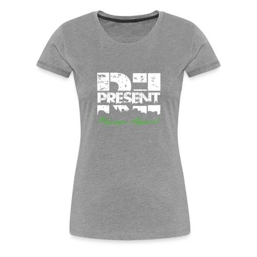 repcity - Women's Premium T-Shirt