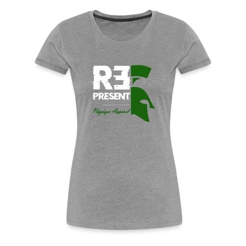 repstate - Women's Premium T-Shirt