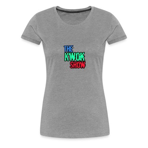 The Kwok Show - Women's Premium T-Shirt