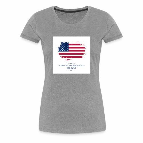 Independence Day IMG 0433 - Women's Premium T-Shirt