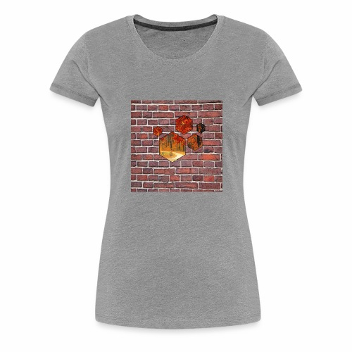 Wallart - Women's Premium T-Shirt