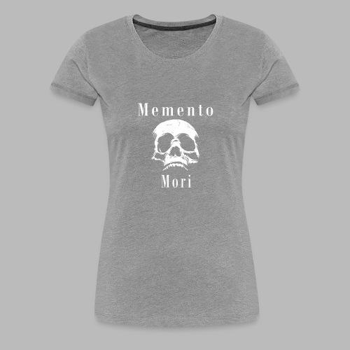 momento mori - Women's Premium T-Shirt