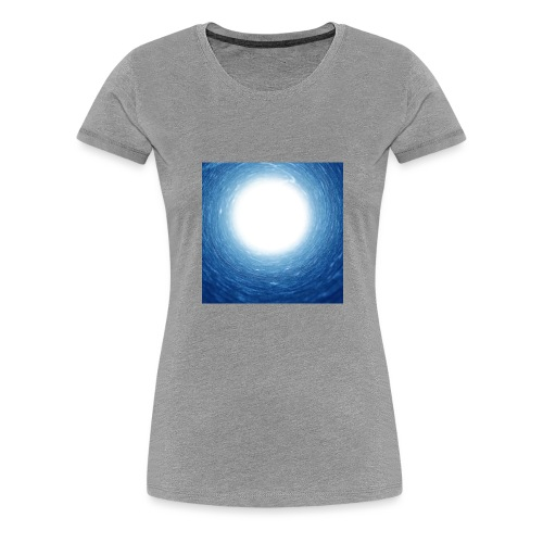 Scintillant Movement - Women's Premium T-Shirt