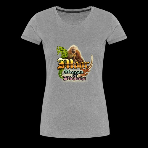Moor Questions - Women's Premium T-Shirt