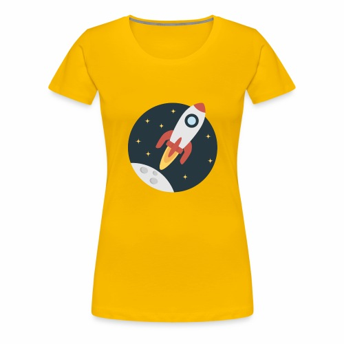 instant delivery icon - Women's Premium T-Shirt