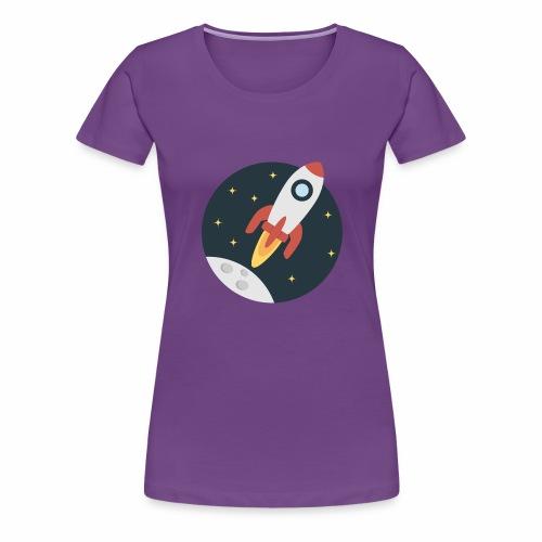 instant delivery icon - Women's Premium T-Shirt