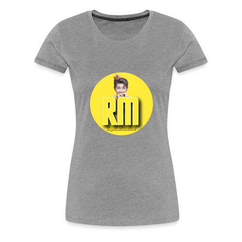 My BTS Instagram account - Women's Premium T-Shirt