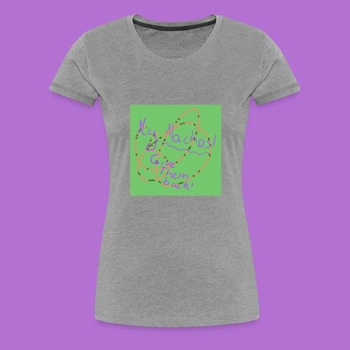MY MOTTO - Women's Premium T-Shirt